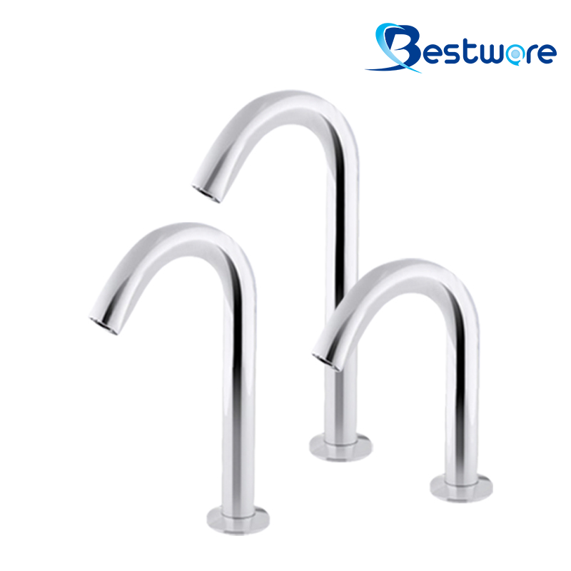 Touch Free Faucet operated by IR Sensor - 250mmH